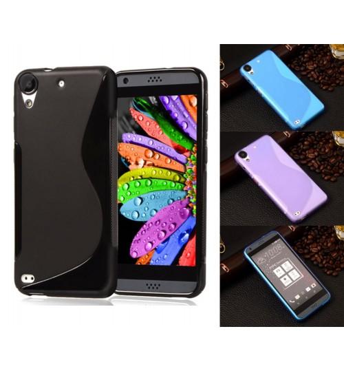 HTC Desire 530 case TPU Soft Gel Case
