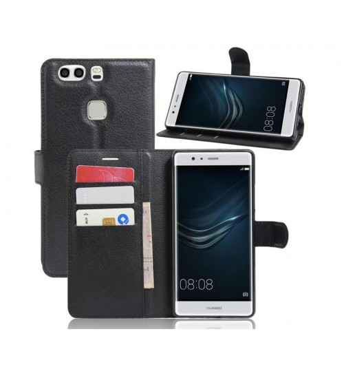 Huawei P9 PLUS wallet leather case cover
