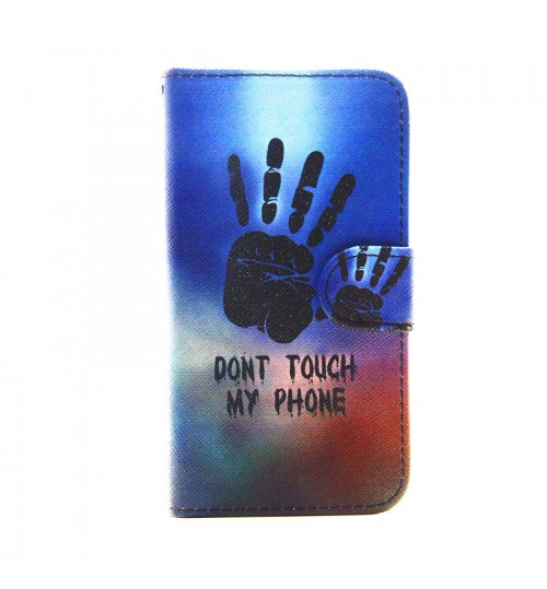 Galaxy S3 case wallet leather case printed