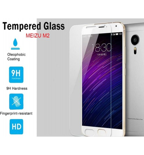 MEIZU M2 Tempered Glass Screen Protector