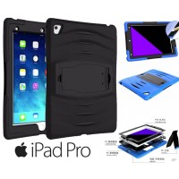 iPad PRO 9.7 defender rugged heavy duty case+Pen
