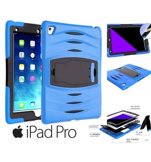 iPad PRO 9.7 defender rugged heavy duty case+Pen