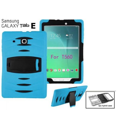 Galaxy Tab E defender rugged heavy duty case