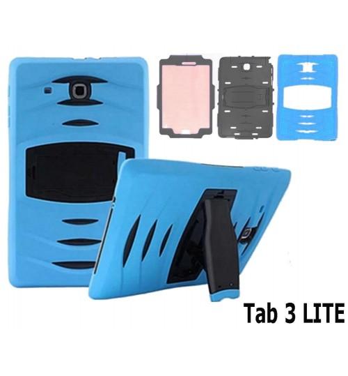 Galaxy Tab 3 LITE defender rugged heavy duty case