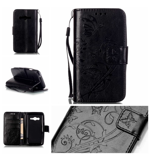 Galaxy ACE 4 Neo Premium wallet leather case
