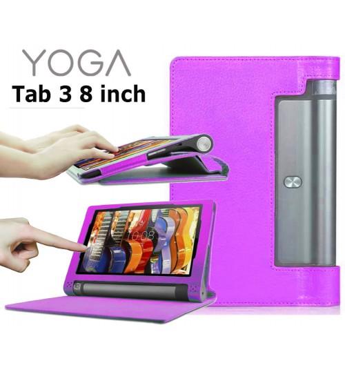 Lenovo Yoga Tab 3 8 inch Flip Leather Case