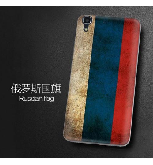 HUAWEI Y6 Ultra Thin soft gel printed case