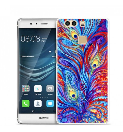HUAWEI P9 Ultra Thin soft gel printed case