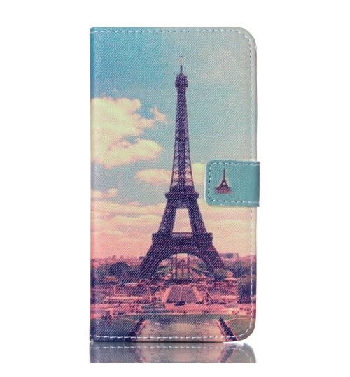 Galaxy Note 3 case wallet leather case printed
