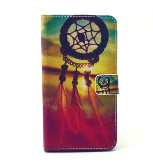 LG G4 case wallet leather case printed