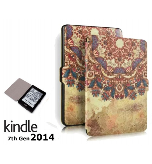 Kindle 7th Gen 2014 Cover Case+Free Gift