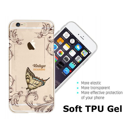 iPhone 6 6s Case Printed Soft Gel TPU Case