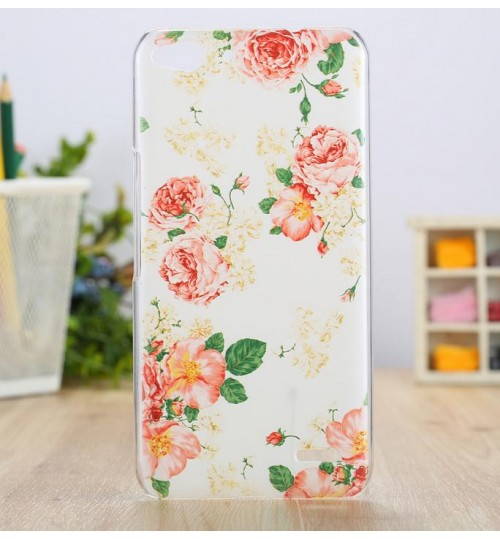 Vodafone Ultra 6 Ultra Slim hard printed case