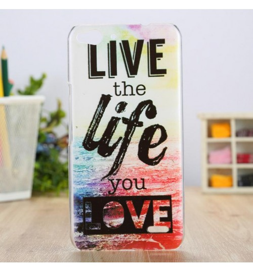 Vodafone Ultra 6 Ultra Slim hard printed case