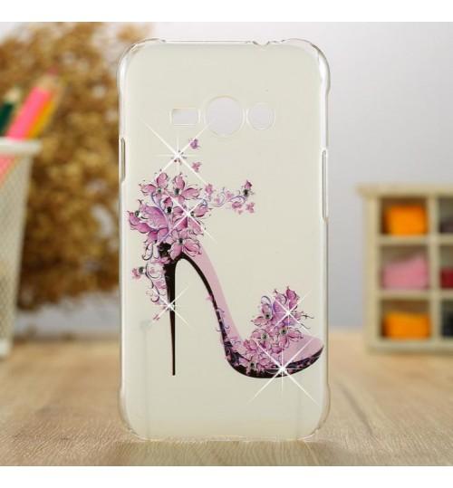 Galaxy J1 ACE Ultra Slim hard printed case