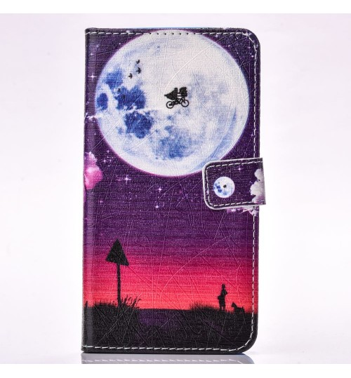 HUAWEI GR5 case wallet leather case printed