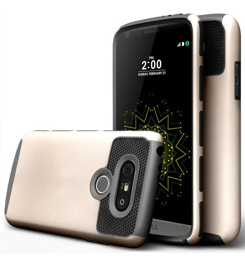 LG G5 Case Heavy Duty Hybrid Rugged Case