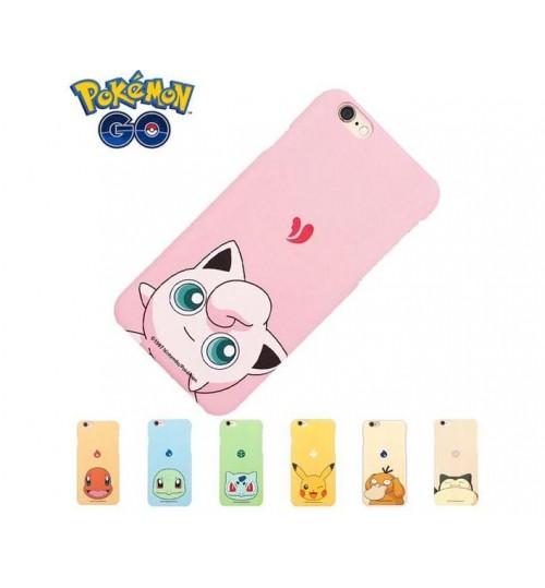 iPhone 6 Plus 6s Plus case Pokemon GO Soft Gel UltraThin TPU case