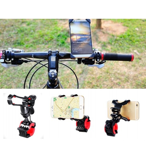 Universal bicycle motorcycle smartphone mount GPS Handlebar Mount Holder