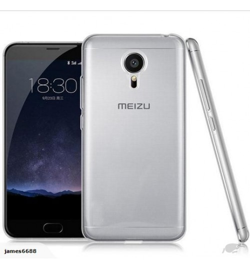 MEIZU M3 NOTE Case Clear Gel Soft TPU Ultra Thin case