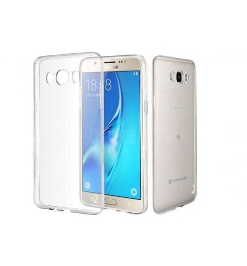 Samsung Galaxy J5 2016 Case Clear Gel Soft TPU Ultra Thin case