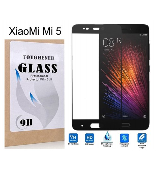 XiaoMi Mi 5 full screen Tempered Glass Screen Protector