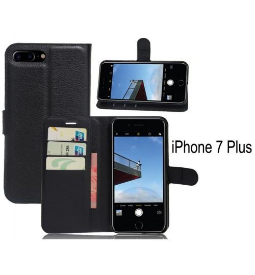 iPhone 7 Plus case wallet leather flip case cover