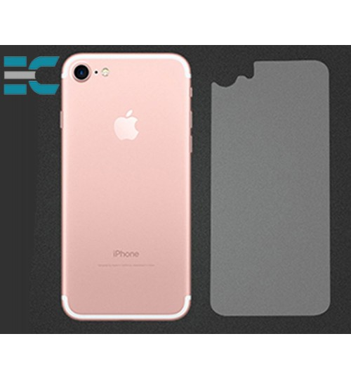 iPhone 7  Back protector Flim Ultra clear and Anti-Scratch Back Protector