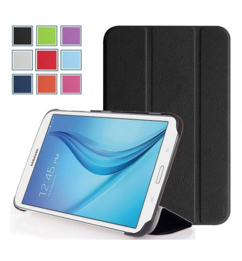 Galaxy Tab 3 lite T110 case luxury fine leather smart cover 7.0 inch