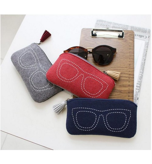 Sunglasses Sleeve Bag soft bag case Sunglassess Case Bag