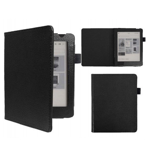 kobo aura edition 2 ultra slim leather smart case