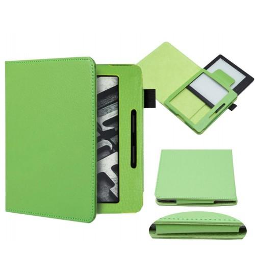 Kindle Oasis ultra slim leather smart case