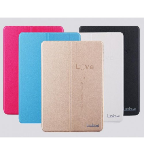 Ipad air 2 Ultra slim luxury smart leather case
