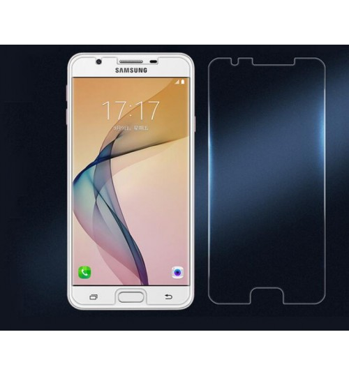 Samsung Galaxy J5 Prime tempered Glass Protector Ultra Clear Screen protector