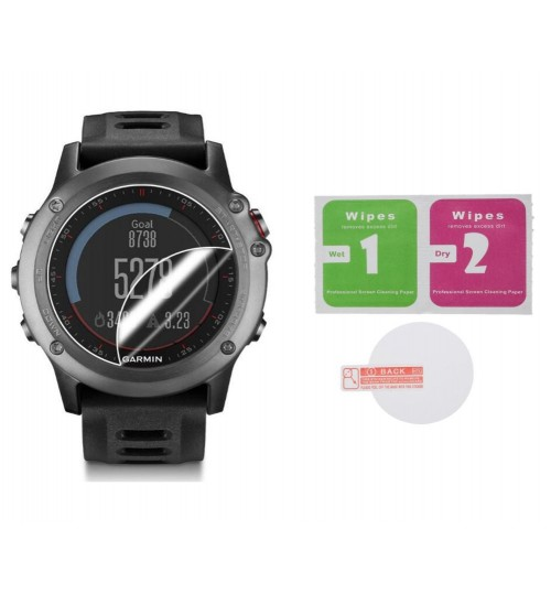Garmin Fenix3 Watch Screen Protector