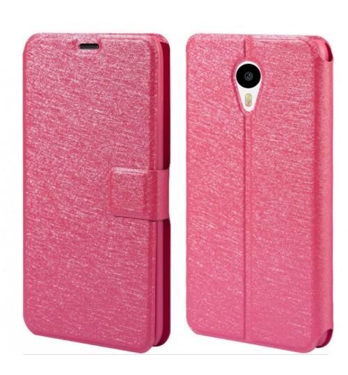 MEIZU M3S case luxury wallet slim flip case