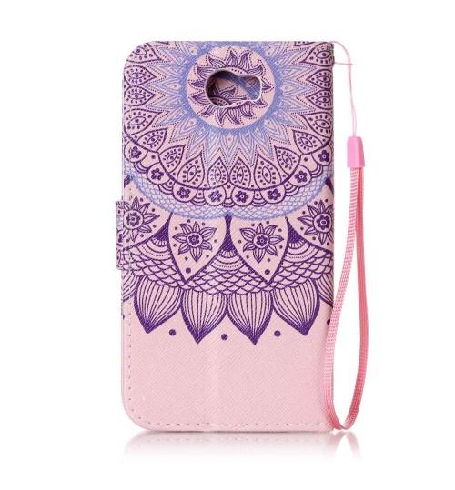 finest selection 9c564 3e486 Buy Huawei Y6 Elite case Huawei Y5 II case wallet leather case ...
