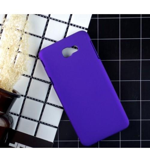 Galaxy J5 Prime hard case slim matte black + SP+Pen
