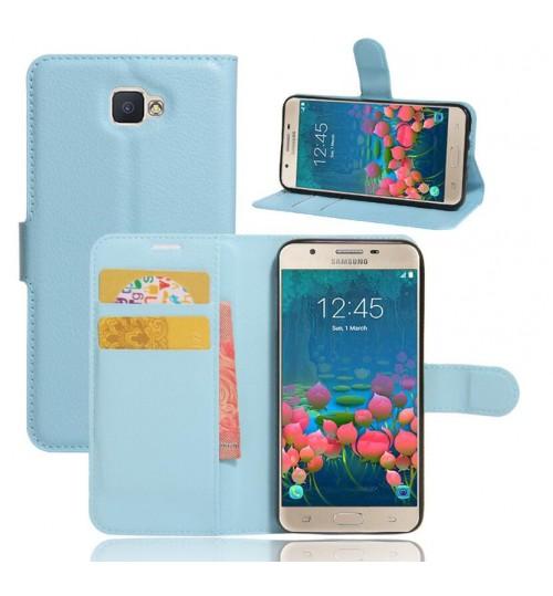 Samsung Galaxy J5 Prime case wallet leather case