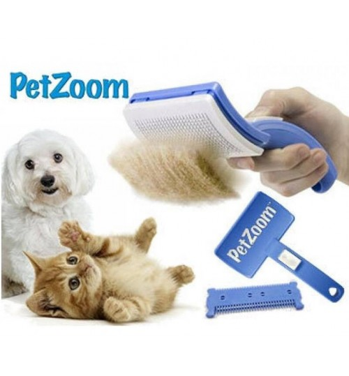 Dog Brush Pet Deshedding Grooming Tool