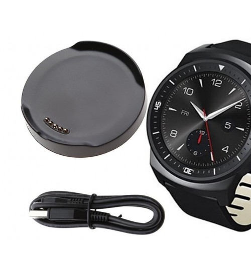 LG G Watch R W110 Charger LG G Watch R W110 Charging Cradle Dock