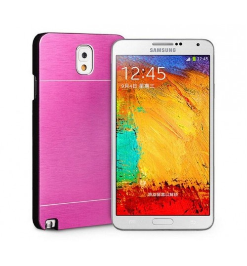Galaxy note 3 case aluminium hybrid case+Combo