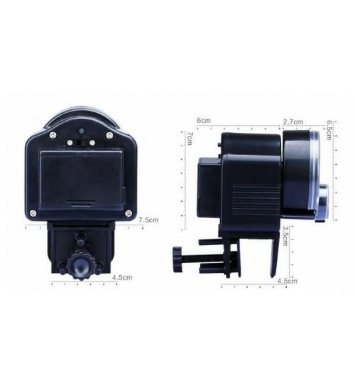 Buy aquarium automatic auto fish food feeder af 2003 for Automatic fish tank feeder