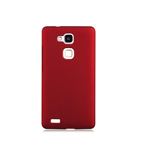 HUAWEI MATE 7 Ultra Slim Rubbrized hard case +Pen