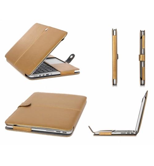 MacBook Pro 13.3 Inch PU Leather Case Sleeve Cover Macbook Air 13