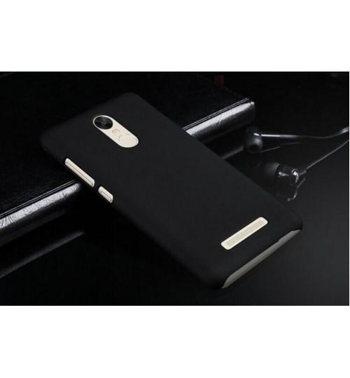 XiaoMi RedMi Note 3 case Slim hard Matte case +Pen