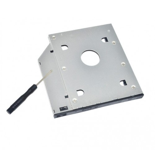 9.5mm Second HDD/SSD SATA Caddy Tray for Apple Pro