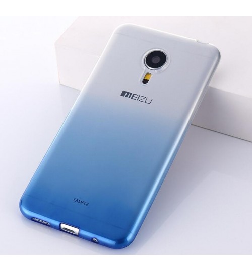 MEIZU M5 NOTE Soft Gel Changing Color Case