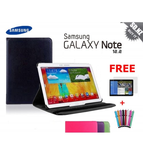 Galaxy Note 12.2'' P900 Leather Case+SP+PEN