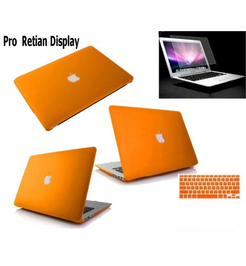 "MacBook New PRO Retina 13"" case 3IN1 matt case"